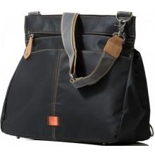 PacaPod Oban Black – Changing Bag – Messenger Bag