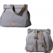 PacaPod Oban Elephant – Grey Changing Bag & Backpack