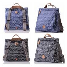 PacaPod Lewis Marine or Black Tile – Changing Bag | Backpack
