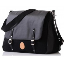 PacaPod Prescott Black – Baby Changing Bag | Satchel
