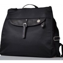 PacaPod Gladstone Black – Baby Changing Bag in backpack-style