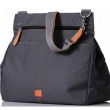 PacaPod Oban Black Charcoal – Nappy Changing Bag & Backpack