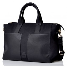 PacaPod Croyde, black – Changing Bag & stylish Handbag