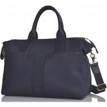 Croyde, navy Changing Bag & stylish Handbag, PacaPod