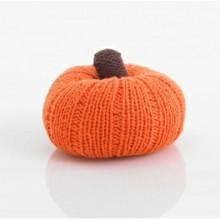 Pebble Vegetable Rattle – Pumpkin