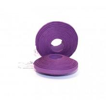 Violet Paper-Earrings II Eco & Fair