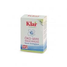 Klar curd soap with soap nut – vegan