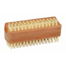 Nailbrush made of oiled Pear Wood 9.5 cm x 3.5 cm