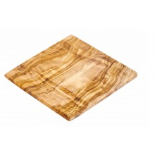 Olive wood Coaster 6-pack