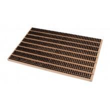 Footmat, Doormat Beechwood and Horsehair