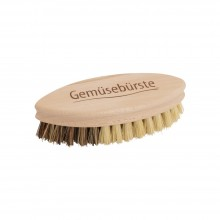 Vegetable Brush, vegan, with German imprint