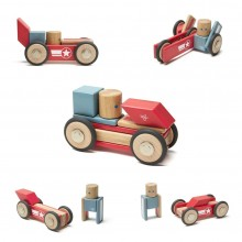 Daredevil Stunt Team, Magnetic Building Blocks 7-part