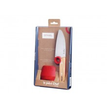 Opinel Le Petit Chef – Children's Chef Knife with Finger Guard