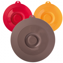 Kahla Magic Grip Kitchen Silicone Lid in various colours and sizes