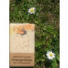 Alpaca Keratin Orange Blossom Natural Soap