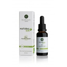 6 percent Organic CBD Hemp Drops 30ml