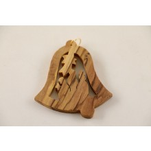 "Christmas tree decorations ""The Three Kings"" of Olive Wood, Type 15"