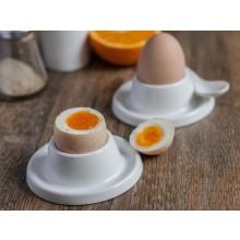Eggcup set 2-part made of bioplastics