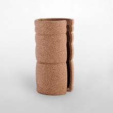 Cork Sleeve for Nature's Design Glass Bottles LAGOENA & THANK YOU