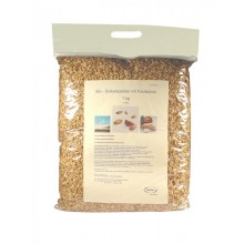 Organic spelt with rubber – refilling bag