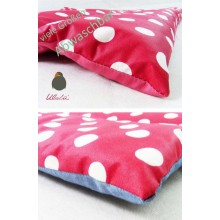 "Rinseable Baby's Changing Pad ""Fly Agaric"" in various sizes + colours"