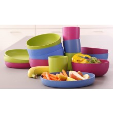 ajaa! Eco Kids Dishes Trio (Cup, Bowl, Plate)