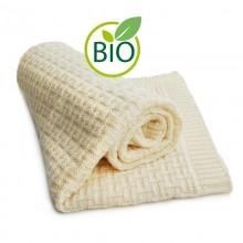 Sonnenstrick Merino Baby Blanket