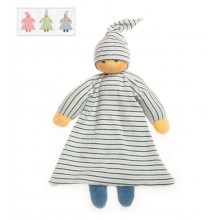 Nanchen Bedtime Doll of Organic Cotton and Wool