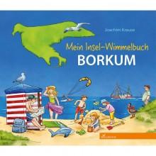 """Discover Island BORKUM - Children's Picture Book """"Mein kleines Insel-Wimmelbuch Borkum"""""""