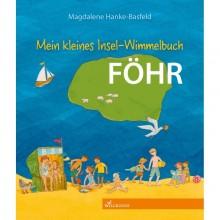"""Discover Island Fering - Children's Picture Book """"Mein kleines Insel-Wimmelbuch Föhr"""""""