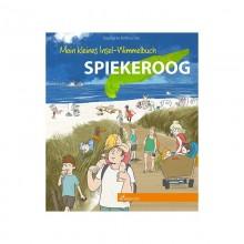 """Discover Island Spiekeroog - Children's Picture Book """"Mein kleines Insel-Wimmelbuch Spiekeroog"""""""