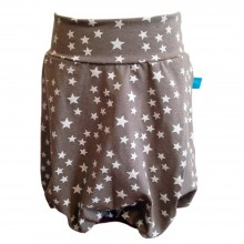 Patterned Bubble Skirt made of Organic Cotton Jersey Little Stars
