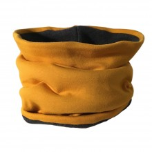 Winterproof Loop Scarf plain Mustard/Anthracite