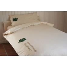 "Organic Cotton Bedclothes Set ""Agedum! Sweet Love"""
