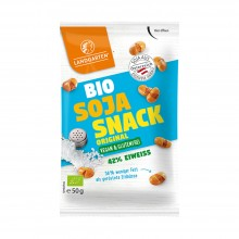 Organic Soya Snack Original by Landgarten
