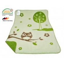 Organic Cotton Baby Blanket – ASMi® Einstein – 75x100 cm