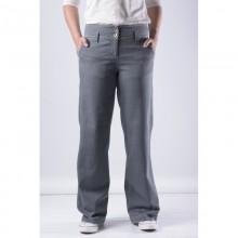 bloomers Bootcut Stretch Jeans Organic Denim Grey