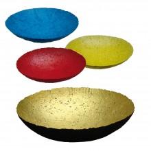 Large Decorative Bowl made of Papier Mâché