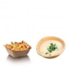 Palm Leaf Dip Dish naturesse®