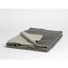 Wolldecke Dark Grey/Light Grey