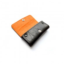 Samba Vegan Leather Business Card Case