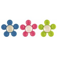 Wooden Grasping Toy and Teething Aid FIO+ various colours