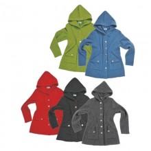 Hooded Fleece Jacket Mona