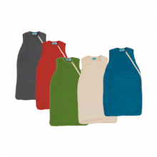 Organic Wool Fleece Sleeping Bag without Sleeves