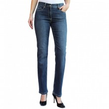 bloomers Straight cut Jeans, Blue Organic Cotton