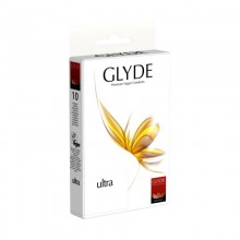 Glyde Ultra Natural Vegan Condoms