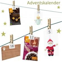 Eco-friendly Advent Calendar