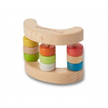 EverEarth® Wooden Swing Rattle - FSC® Wood