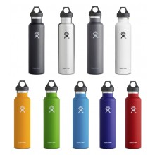 Hydro Flask Insulated Stainless Steel Bottle 24 oz Standard Mouth