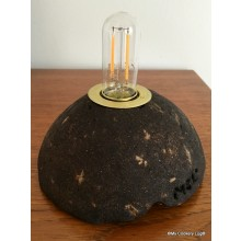 Made of coffee grounds I Lamp S from the MCL I coffee dregs edition No2 I Upcycling of organic material